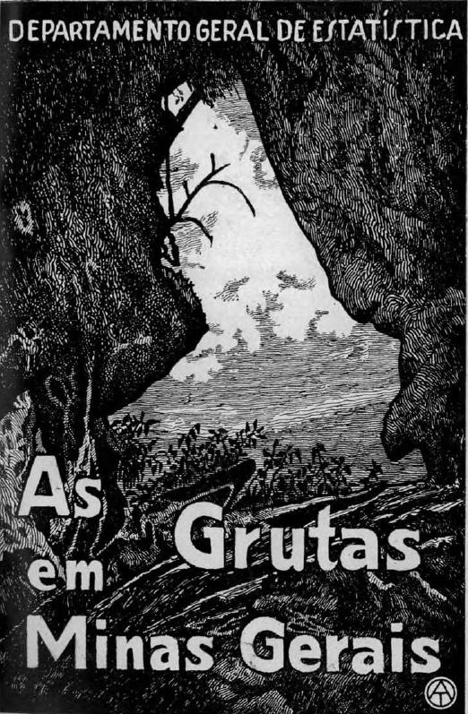 As Grutas em Minas Gerais